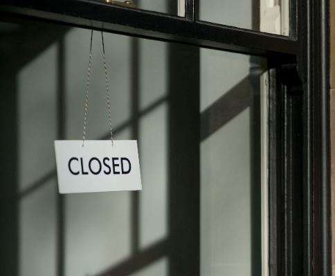 London headhunter closed office due to coronavirus